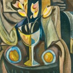 Still life with a goblet. 1973
